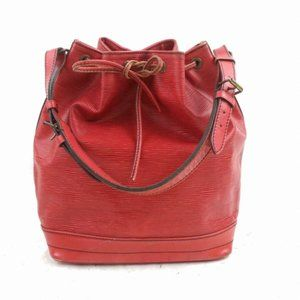 Lousi Vuitton Red Neo Shoulder